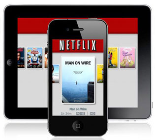 watch US Netflix on iPad