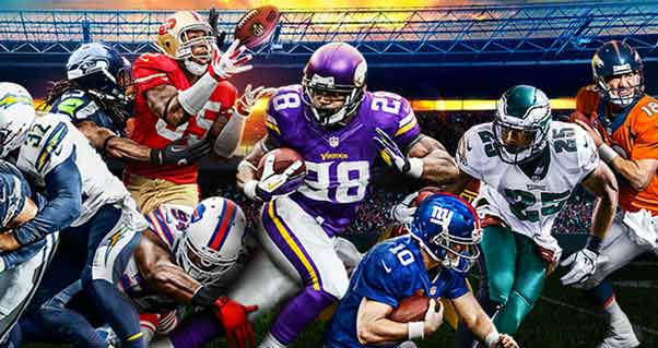 NFL Games Online in Australia