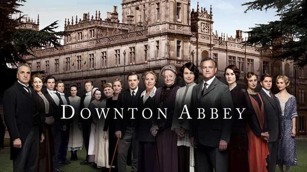 watch Downton Abbey the BBC show