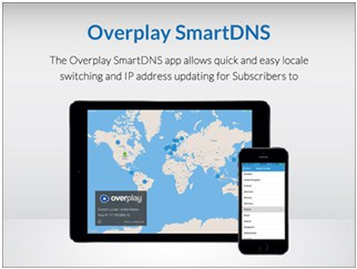Overplay DNS