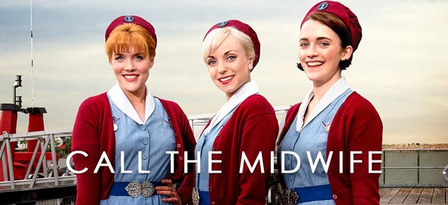 Watch Call the Midwife Online Free in Australia