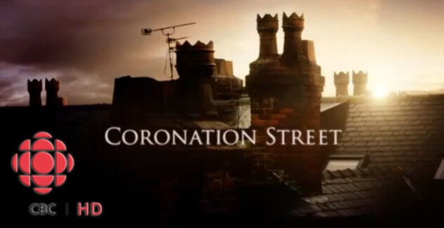 Coronation Street at CBC