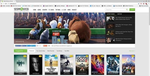 123Movies how to download movies
