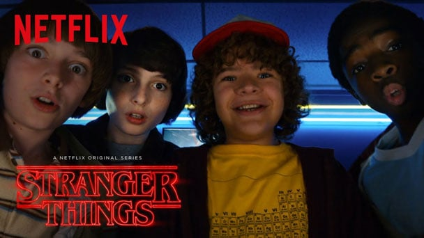 Watch Stranger Things Online in Australia