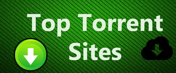 Top Torrent Sites for 2018