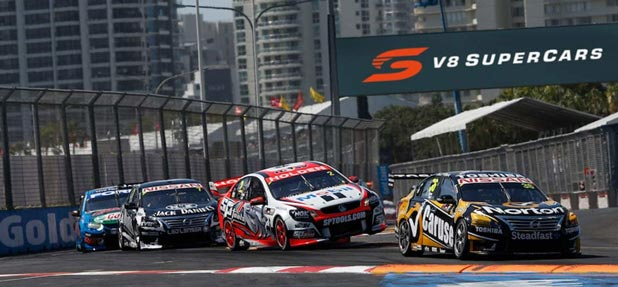 Watch V8 Supercars without Foxtel in Australia