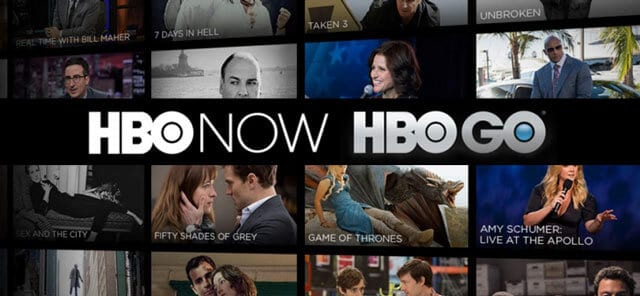 HBO Go and HBO Now in Australia