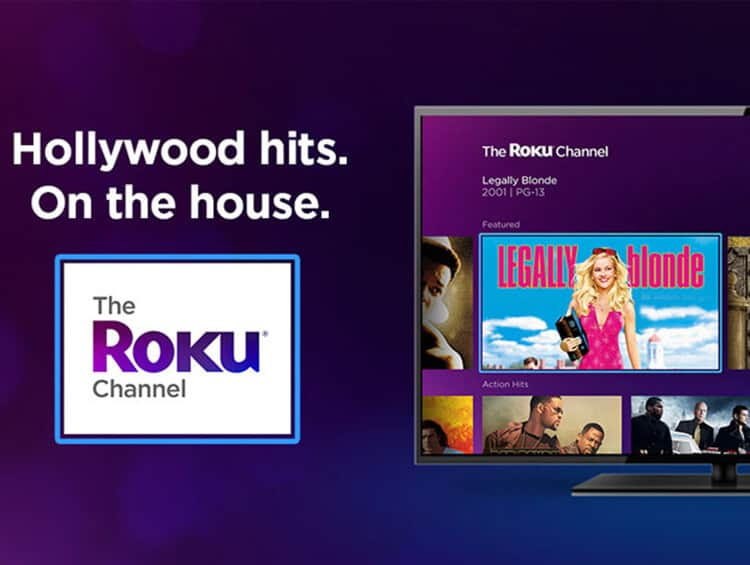 Roku Channel streaming website