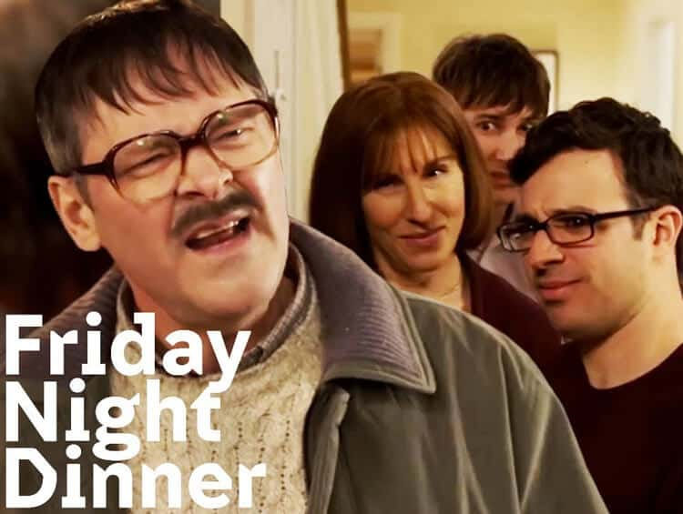 Watch Friday Night Dinner Online