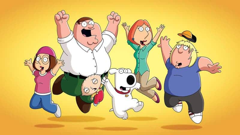 Watch Family Guy Online