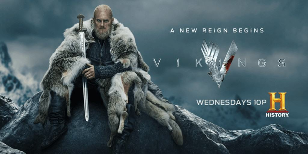 How to Watch Vikings Online
