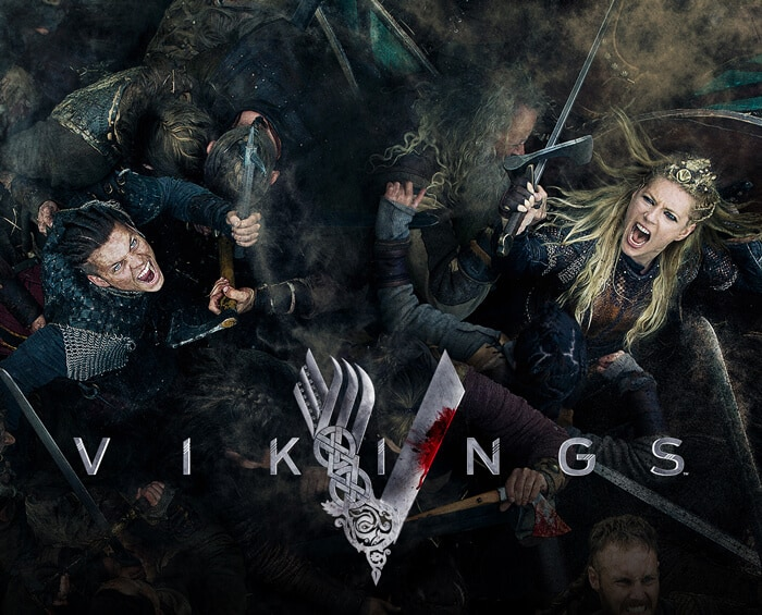 Watch Vikings Online by History Channel