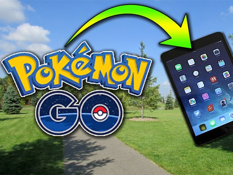 Pokemon Go Work on iPad